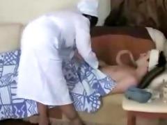 russian aged nurse mamma son sex