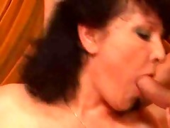mature woman and youthful males - 3