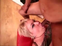 big milf likes anal sex