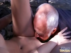 oldman have to pleasures concupiscent young
