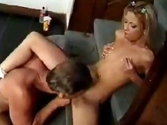 college hotty fucked by step daddy